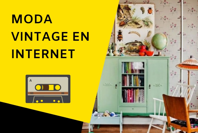 Moda Vintage: un sector en auge en Internet
